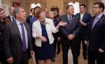В Казани открылась отреставрированная усадьба Боратынских