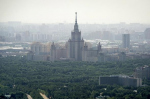 Одобрен проект массовой застройки территории МГУ