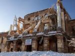 У властей все еще нет денег на реставрацию разрушающегося Ропшинского дворца