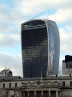 Лондонский небоскреб «Уоки-Токи» получил антипремию «Кубок карбункула»