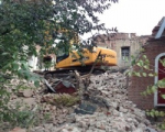 В Уфе снесли очередной памятник архитектуры: дом Кочкиных