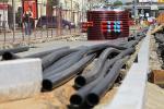 """Работы по программе """"Моя улица"""" на большинстве объектов завершатся в октябре"""