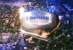 Компания Herzog & de Meuron показала проект нового стадиона для футбольного клуба «Челси»