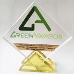 Три жилых квартала в Сколково стали золотыми призерами на Green Awards 2015