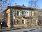 В Вологде горел еще один памятник деревянного зодчества