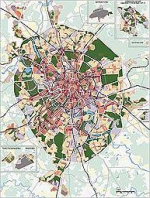 Генплан развития Москвы