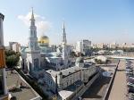 Как Соборная мечеть в Москве скрестила Спасскую башню с башней Сююмбике