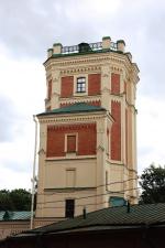 Царское село. Певческая и Орловская водонапорные башни