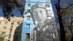 В Москве создадут 10 граффити с изображением героев ВОВ