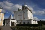 В Хутыни завершилась реставрация фасадов Спасо-Преображенского собора