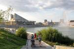 «Помощник президента по паркам и скверам»: как Наталия Фишман меняет Казань