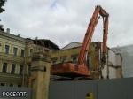 Градозащитники обратятся в суд из-за разрушения дома Мордвиновых