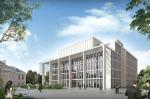 Новое здание Мосгордумы построено на Страстном бульваре