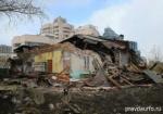 Общественники остановили снос старинного особняка в Екатеринбурге