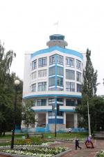 Спорткомплекс «Динамо», Екатеринбург.