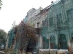Дом князя Пожарского и памятник князя Владимира