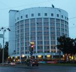Городок чекистов и Клуб строителей