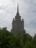 Гостиница «Украина» не выдержала перепланировки