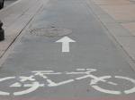 Велосипедные дорожки в Москве зазимуют недоделанными