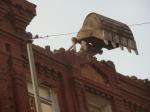 «Архнадзор» распространил заявление, в котором реконструкция здания театра «Геликон-опера» названа разрушением