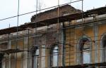 Город вошел в исторические здания