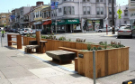 Парклеты захватывают Сан-Франциско