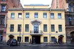 Собственный дом Ф. И. Демерцова. 1789-93, 1826, 1830