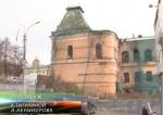 Загоревшийся в Пензе памятник архитектуры обещают спасти
