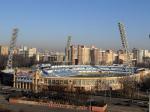 Уникальные барельефы стадиона «Динамо» будут собирать по кусочку
