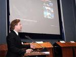 Эрик Ван Эгераат разработал генплан города Ханты-Мансийска