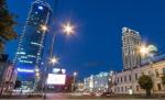 Новые виды для магнитиков: для центра Екатеринбурга придумали еще один гигантский отель