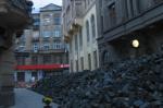 Улица Репина в Петербурге обретет прежние габариты