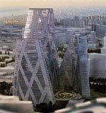 """В Дорогомилово появится элитный жилой комплекс """"Paradise Living"""" с """"небесными садами"""""""