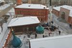 Новый купол в самаркандском стиле установили на соборную мечеть Читы