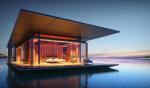 Инженеры создали плавучий дом, обеспечивающий себя водой и энергией