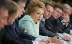 Матвиенко забраковала все проекты Парламентского центра