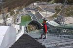 Архитектура Олимпиады. Полтора года спустя