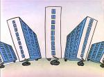 От неоклассики до типовой застройки: какую архитектуру снимали в советских новогодних фильмах