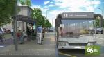 С новым ГОСТом! В Екатеринбурге расширят тротуары и сузят дороги