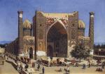 Среднеазиатские порталы – средневековые кондиционеры