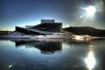Театр-площадь. Национальный оперный театр в Осло