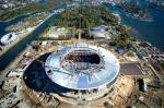 Контракты на достройку стадиона на Крестовском острове до сих пор не заключены