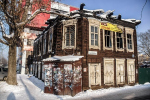 «Исчезающий Иркутск»: Сгоревший дом Тимофеева – здесь теплится жизнь