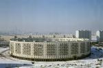Кто и зачем построил в Москве круглые дома
