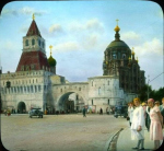 Московское путешествие Мэри Поппинс
