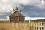 О первоначальном облике Преображенской церкви в селе Ижма
