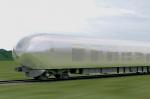 Основательница SANAA Кадзуйо Сэдзима представила пилотный дизайн «зеркального» поезда
