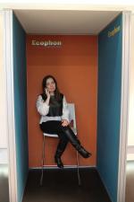 Фотография предоставлена компанией Ecophon