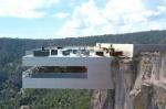 Повиснуть над пропастью: в Мексике представили проект дома над обрывом