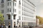 Доходный дом 1903 года на Плющихе реконструируют под элитное жилье